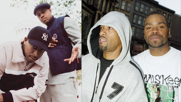 """Gang Starr Feat Redman & Method Man – """"Bad Name: Remix"""