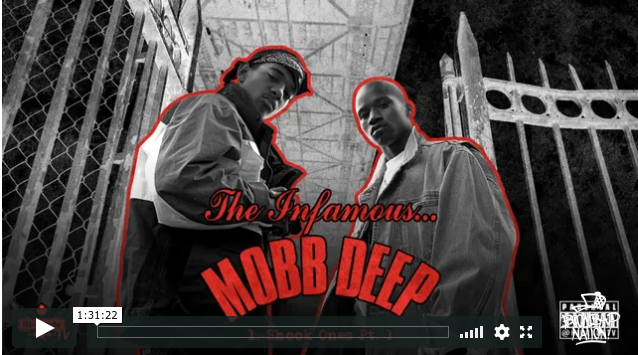 Mobb Deep – Unreleased Vol.1 (Full Mixtape)