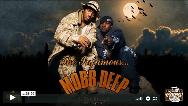 Mobb Deep: Unreleased Vol.2 (Full Mixtape)