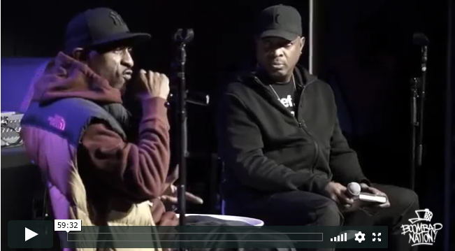 An Evening With Rakim Interviewed by Chuck D