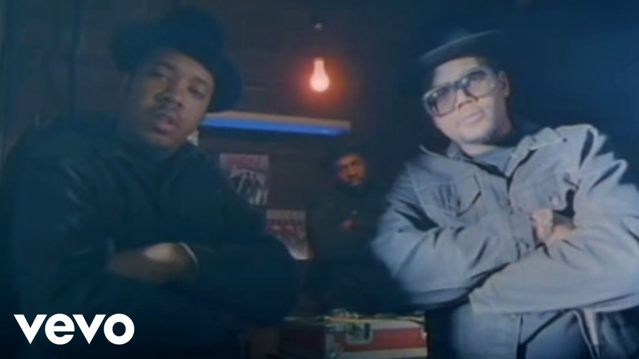Run Dmc Walk This Way Video Ft Aerosmith Boom Bap Nation