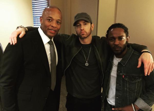 Eminem's instagram